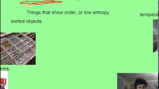 vid 4, topic 10, entropy and 2nd law of thermo