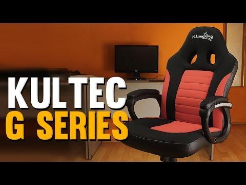 Unboxing, armado y revisión de la silla Kultec G Series
