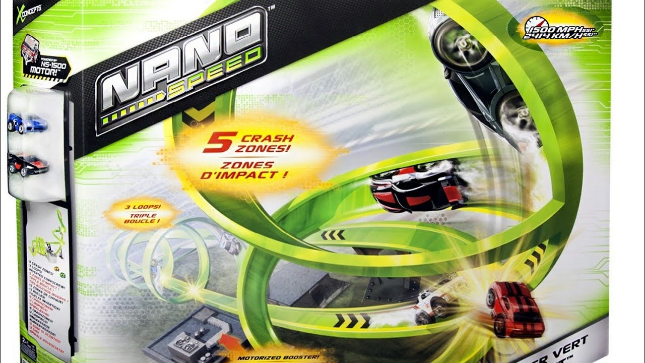 Cars  Race Track Toy