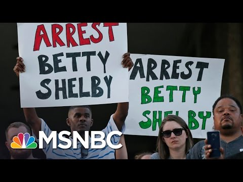 Officer Charged In Tulsa Shooting, As North Carolina Rallies For Video Release | MSNBC