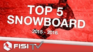 Best of Snowboard: Fisch-Moioli, Doppia Coppa