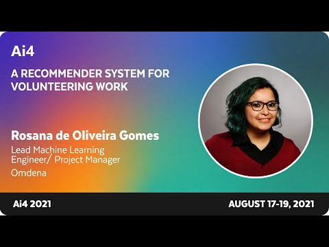 A Recommender System for Volunteering Work