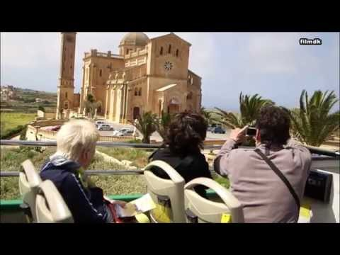 Insel Gozo Malta Rundfahrt Reportage
