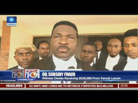 Oil Subsidy Fraud: Witness Denies Receiving $620,000 From Fa