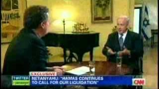 Pier Morgan #4, Benjamin Netanyahu 2011,cnn, Itamar Massacre, Iran