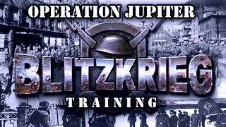 "Blitzkrieg. Allied Campaign. Mission 1 ""Training"""