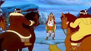 HEADING FOR BISON COUNTRY | Pocahontas | Full Episode 14 | English thumbnail