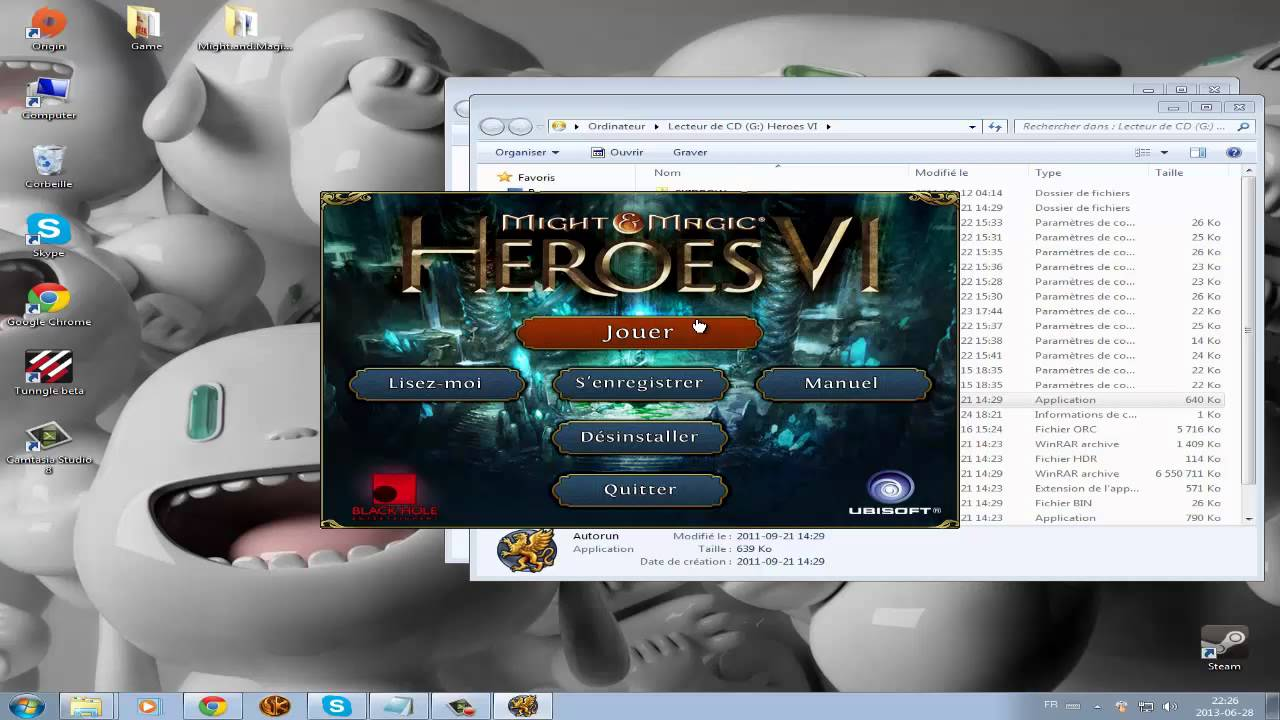might and magic heroes 6 activation code free