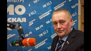 Андрей Альшевских, депутат Государственной думы