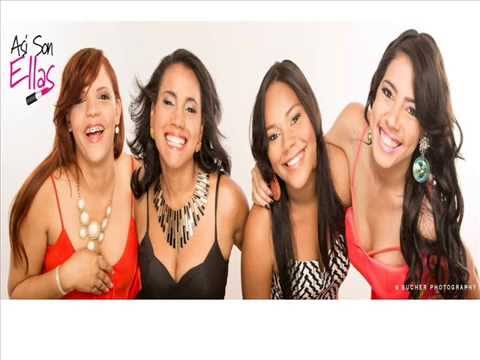 Así Son Ellas Promo por Sultana Fm 99.5 -1