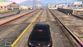 GTA 5 PC Wasted max settings on GTX 980 Ti 4K