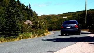 "42 Draft Designs 3"" Turbo Back Exhaust 2003 MKIV Volkswagen Jetta 1.8T"