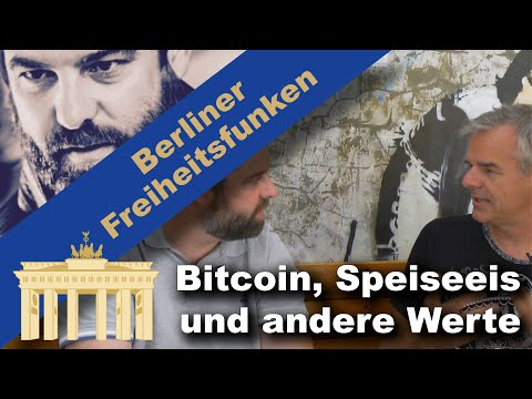 Krisenfest mit Kryptowährungen und anderen Werten (Berliner Freiheitsfunken 5 mit Aaron Koenig)