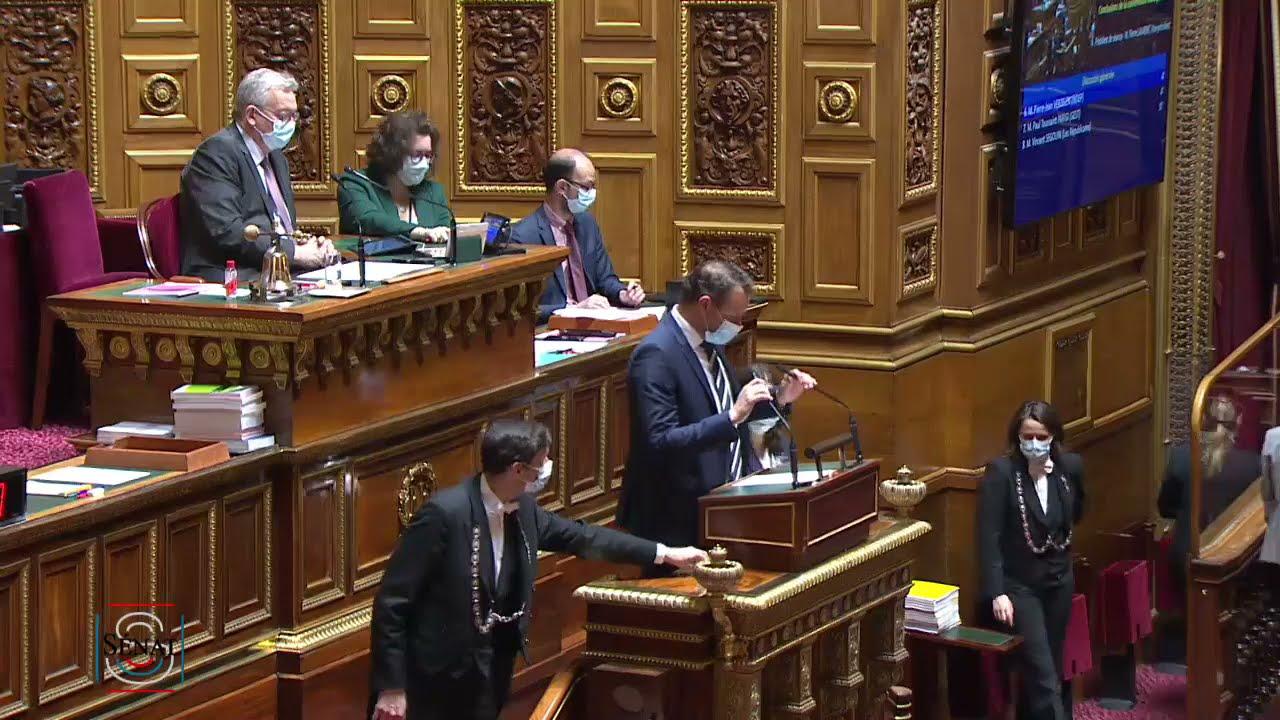 Pierre-Jean VERZELEN : Conclusions CMP sur la réforme du courtage pour assurance etc.
