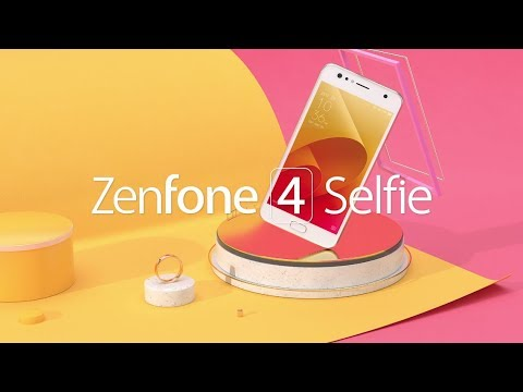 Introducing ZenFone 4 Selfie | ASUS