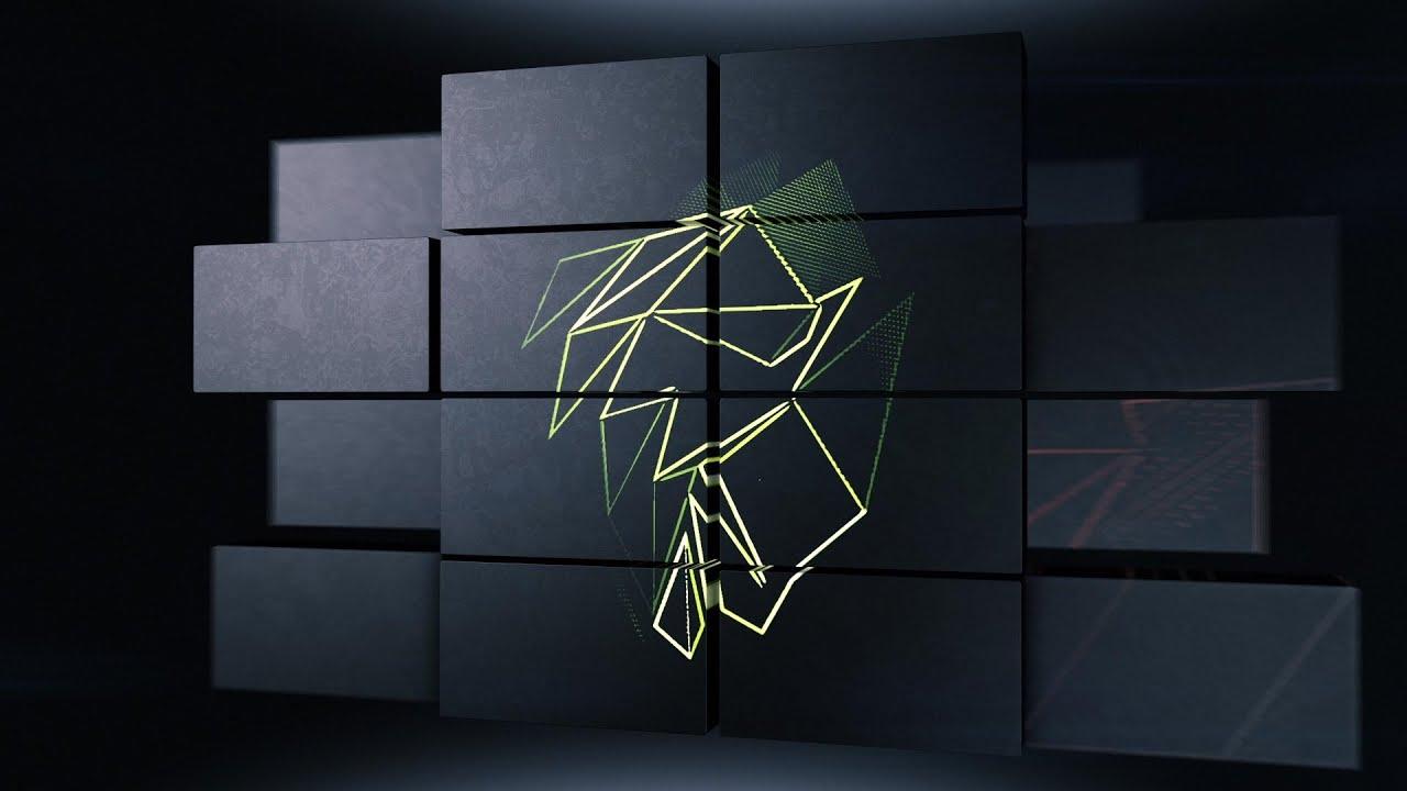 Element 3D Tutorial Video Wall Screen YouTube
