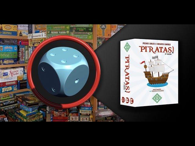 Piratas! - Como Jogar