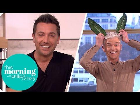 Gino D'Acampo's Healthy