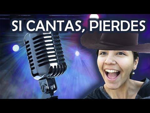 Si cantas pierdes - Try not to sing along: No eres tú ni yo