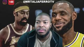 I'M TOP 5 NOW! Lebron James Passes Wilt Chamberlain As Fifth On The NBA's All Time Scoring List