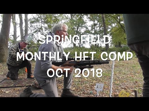 Springfield Monthly HFT Comp Oct 2018