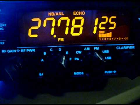 MAAS DX-5000 cb radio 11meter