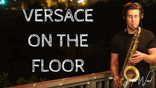 Justin Ward- Versace On The Floor (Bruno Mars)
