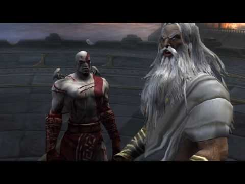 First 40 Minutes of God of War Collection(God of War II) - Part 4