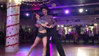 """Head Over Boots"" Triple Two - Rick King & Kendall Reynolds"