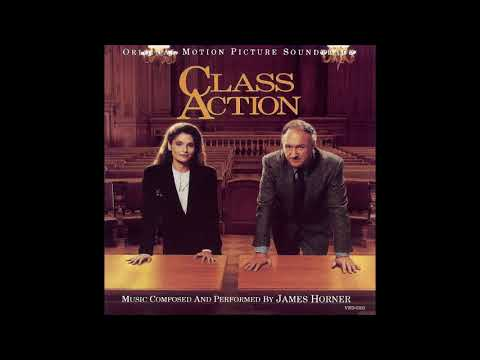 11 - The Trial - James Horner - Class Action