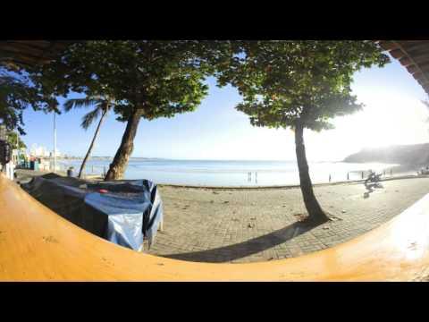 2017/06/22 - 360 graus - Hotel Morro do Careca,  Ponta Negra, Natal-RN