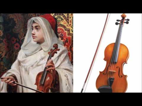 Taqsim - Violin solos from the Middle East & Balkans