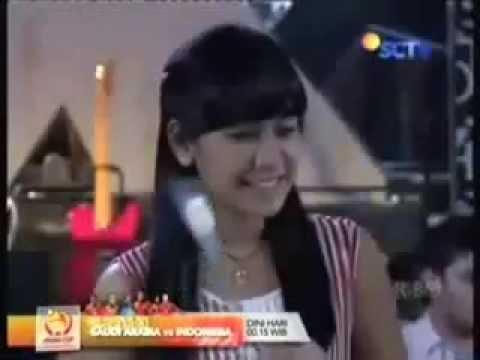 Sweet Scene Alex Bintang on #TibaTibaCinta