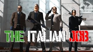 THE ITALIAN JOB - Payday 2 Gameplay ITA