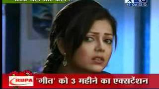 SBS - Geet Gets 3 Months Extension - 10th October 2011