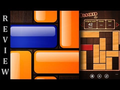 Wp7 Game Review Blocked In Free Wmpoweruser Youtube