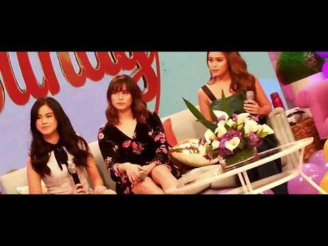 Magandang Buhay with Kisses and the Kissables