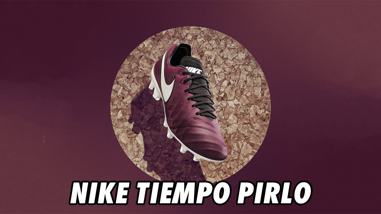 1b9ee6af2010 Nike Tiempo Pirlo Limited Edition Released - YouTube