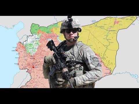 Der Abzug der USA aus Syrien - Wahrheit oder Täuschung?
