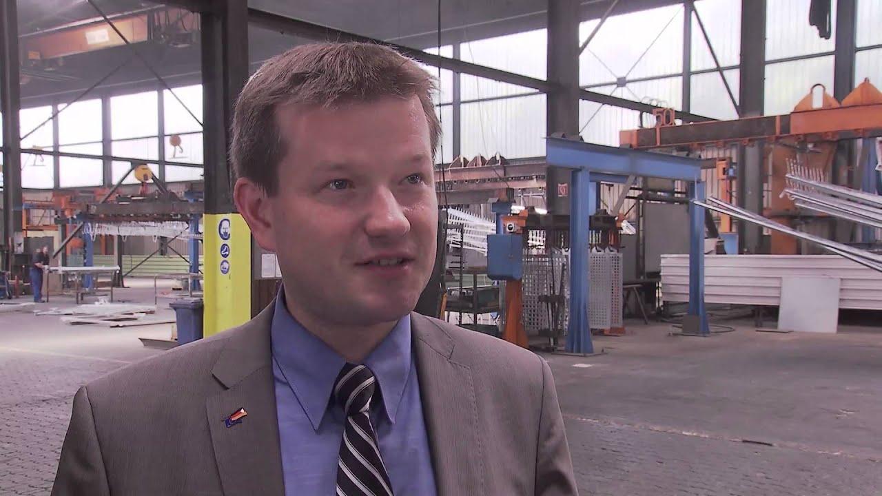 Berühmt Wiegel Feuerverzinken Pressekonferenz Nürnberg - YouTube @UX_05