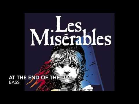 At the End of the Day - Les Misérables - Piano Accompaniment/Rehearsal Track