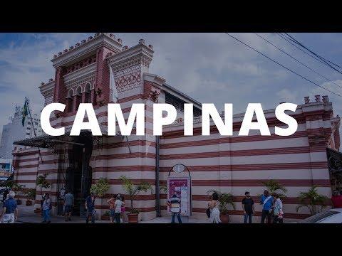 Interior de SP, o gigante do comércio brasileiro - Campinas