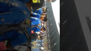 Download Video Luar biasa sekali bobotoh Banten menyanyikan lagu kebanggan Pas lawan perserang MP3 3GP MP4