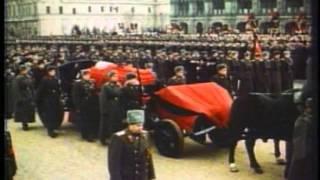 Похороны Сталина (Редк документальное кино).