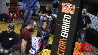 SFCL East Jordan Encore Zachary White Vs. Anthony Anderson