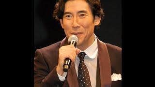 高嶋政伸、34歳女医と再婚「幸せな家庭を築けるよう精一杯の努力をして...
