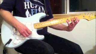 Guitar Lesson: The Who, Love Ain