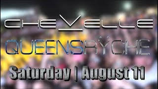 Chevelle and Queensryche finish off the party