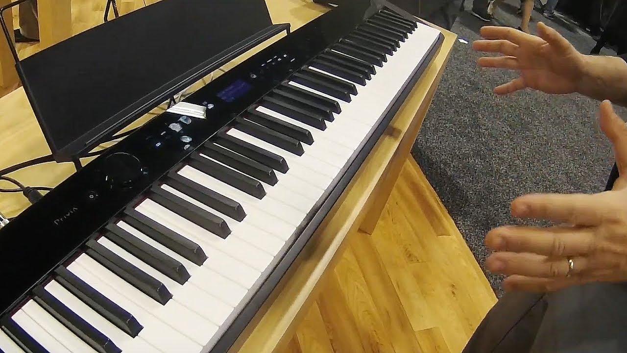 Digital Piano Namm 2019 : namm 2019 casio px s3000 digital piano youtube ~ Hamham.info Haus und Dekorationen
