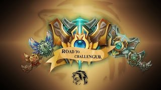 DIANA TOP The Challenger Inside Me #72
